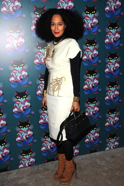 Tracee Ellis Ross Embellished Top