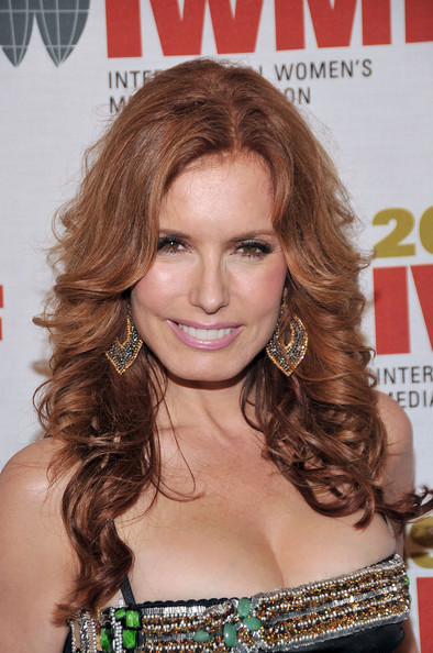 Tracey E. Bregman Long Curls