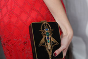 Tracey Fairaway  Gemstone Inlaid Clutch