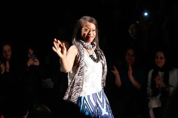 Tracy Reese - Front Row - Fall 2013 Mercedes-Benz Fashion Week