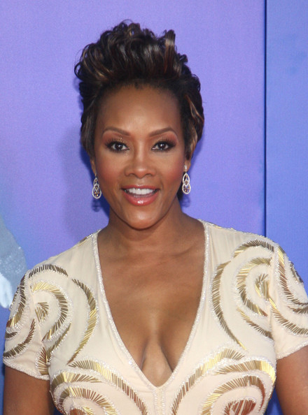 More Pics of Vivica A. Fox Cocktail Dress (1 of 7) - Vivica A. Fox Lookbook - StyleBistro