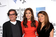Eva Mendes and Massy Tadjedin Photo