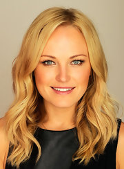 Malin Akerman attended the 2012 Tribeca Film Festival wearing her long hair in shiny waves.