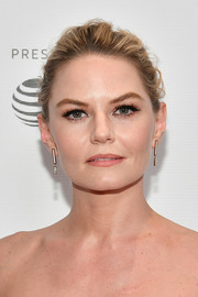 Jennifer Morrison opted for a simple loose bun when she attended the Tribeca TV: Indie Pilots.