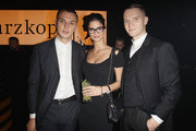 Theo Hutchcraft and Shermine Shahrivar Photo
