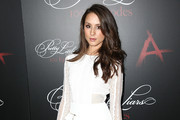 Troian Bellisario Cocktail Dress
