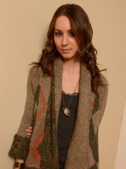 Troian Bellisario necklace