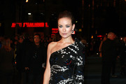 Olivia Wilde attends the TRON : UK Premiere at Empire Leicester Square on December 5, 2010 in London, England.