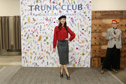 Trunk Club Hosts Launch Event For Collaboration With Mary Poppins Returns Costume Designer
