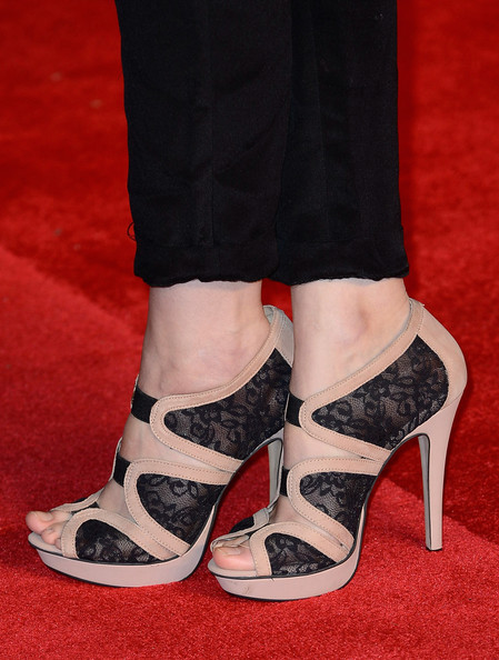 Tuppence Middleton Evening Sandals