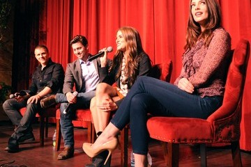 "Ashley Greene Jackson Rathbone ""The Twilight Saga: Breaking Dawn: Part 1"" Concert Tour"