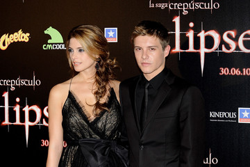 Ashley Greene Xavier Samuel 'The Twilight Saga: Eclipse'  Madrid Premiere