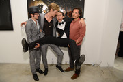 Connor Paolo and Tyler Shields Photo