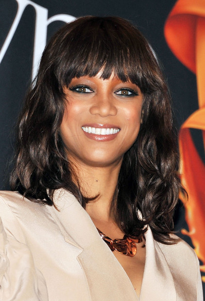 tyra banks 2011. Tyra Banks Beauty
