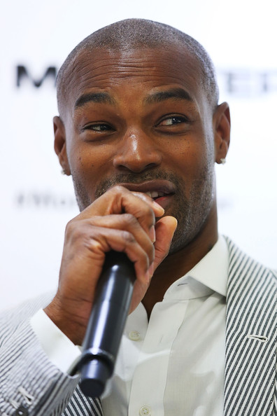 More Pics of Tyson Beckford Blazer (1 of 22) - Tyson Beckford Lookbook - StyleBistro