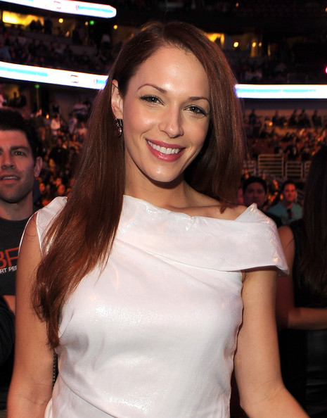 More Pics of Amanda Righetti Fitted Blouse (1 of 8) - Amanda Righetti Lookbook - StyleBistro