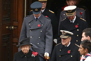 Prince Philip and Prince Charles Photo