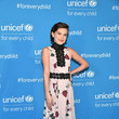 Millie Bobby Brown At UNICEF's 70th Anniversary Event, 2016
