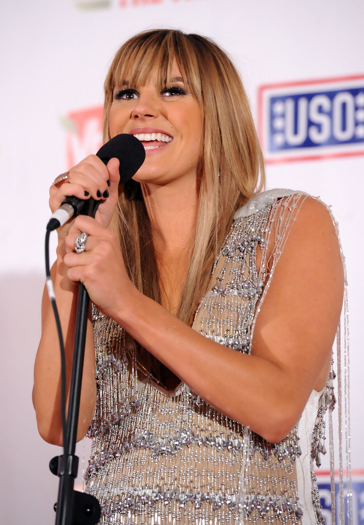 More Pics Of Grace Potter Long Straight Cut With Bangs 17 Of 21 Grace Potter Lookbook