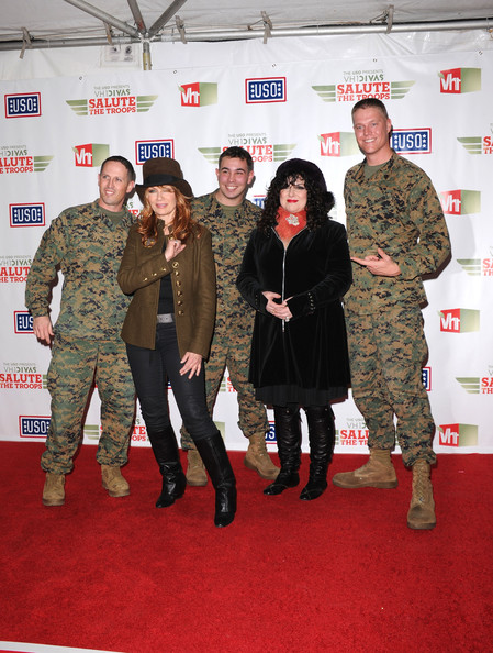 More Pics of Nancy Wilson Military Jacket (1 of 8) - Nancy Wilson Lookbook - StyleBistro