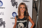 Audrina Patridge Wears a Stooges Tank Top