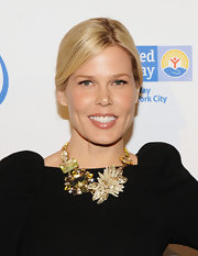 Mary Alice Stephenson wore a pretty pearly nude lipstick with a glossy finish at the United Way of New York City's Women's Leadership Council.