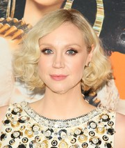 Gwendoline Christie kept it classic and cute with this curled-out bob at the premiere of 'Welcome to Marwen.'