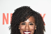 Uzo Aduba Medium Curls