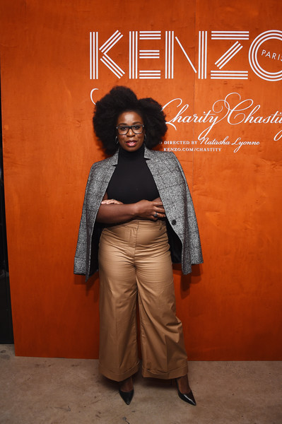 Uzo Aduba Tweed Jacket