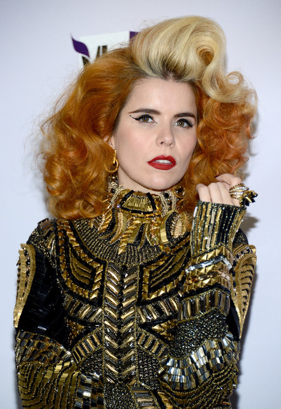 More Pics of Paloma Faith False Eyelashes (1 of 6) - Paloma Faith Lookbook - StyleBistro