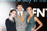 Jessica Alba and Ashton Kutcher Photo