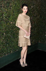 Mary Elizabeth Winstead wore a pair of glimmering sandals to the opening of the Valentino flagship store on Rodeo Drive.