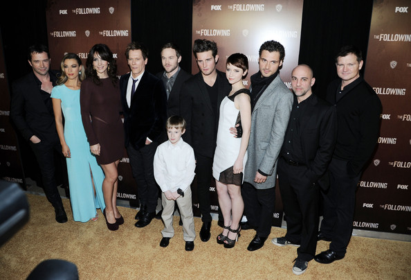 """""""The Following"""" World Premiere"""