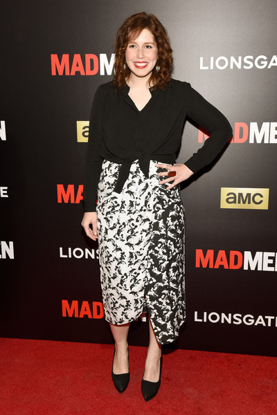 Vanessa Bayer Button Down Shirt
