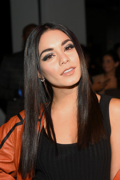 Vanessa Hudgens Long Straight Cut