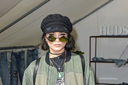 Vanessa Hudgens Oval Sunglasses