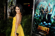 Look of the Day: Vanessa Hudgens Makes Marigold Magic