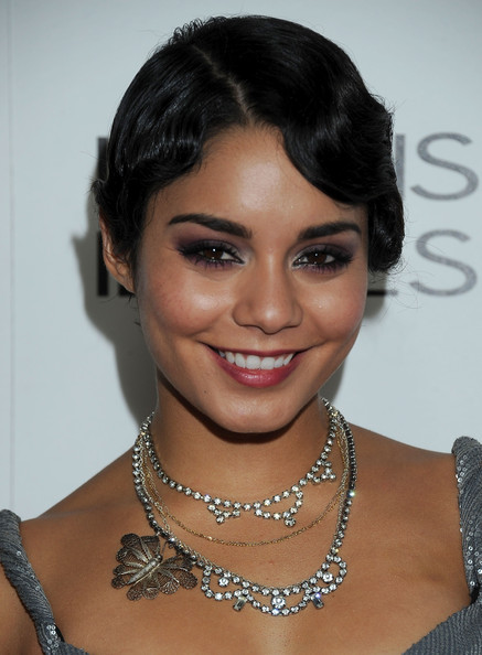 Actress Vanessa Hudgens arrives at the In Touch Weekly's 4th Annual ...