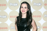 Vanessa Marano Leather Dress