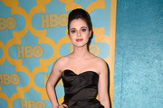 Vanessa Marano Strapless Dress