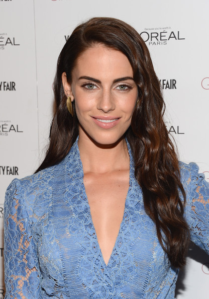 More Pics of Jessica Lowndes Long Wavy Cut (3 of 10) - Long Wavy Cut Lookbook - StyleBistro