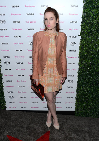 More Pics of Zoe Lister Jones Oversized Clutch (4 of 6) - Zoe Lister Jones Lookbook - StyleBistro