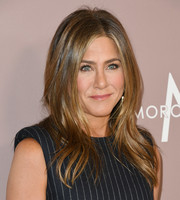Jennifer Aniston showed off a stylish layered cut at the 2019 Variety Power of Women: Los Angeles.