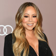 Hairstyles For Women With Fine Hair: Mariah Carey's Boho Waves