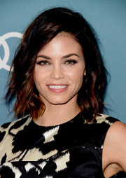 Jenna Dewan-Tatum stuck to her usual shoulder-length wavy style when she attended Variety's Power of Women luncheon.