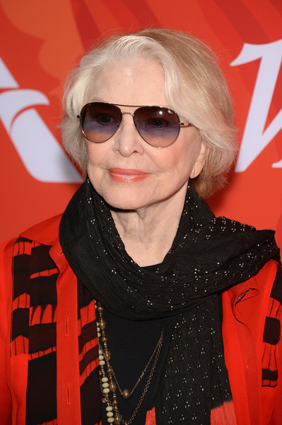 Ellen Burstyn styled her hair into a classic bob for the Variety Power of Women: New York event.