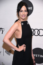 Kacey Musgraves accessorized with a simple ring by Irene Neuwirth at the Variety Power of Women: New York event.