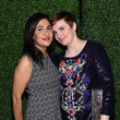 Jenni Konner and Lena Dunham