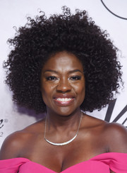 Viola Davis rocked an afro during Variety's Power of Women: New York.