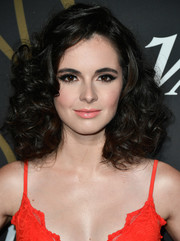 Vanessa Marano looked fabulous with her high-volume curls at the Variety Power of Young Hollywood event.